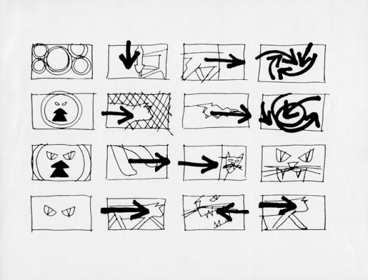 Reassessing The Saul Bass And Alfred Hitchcock Collaboration W86th